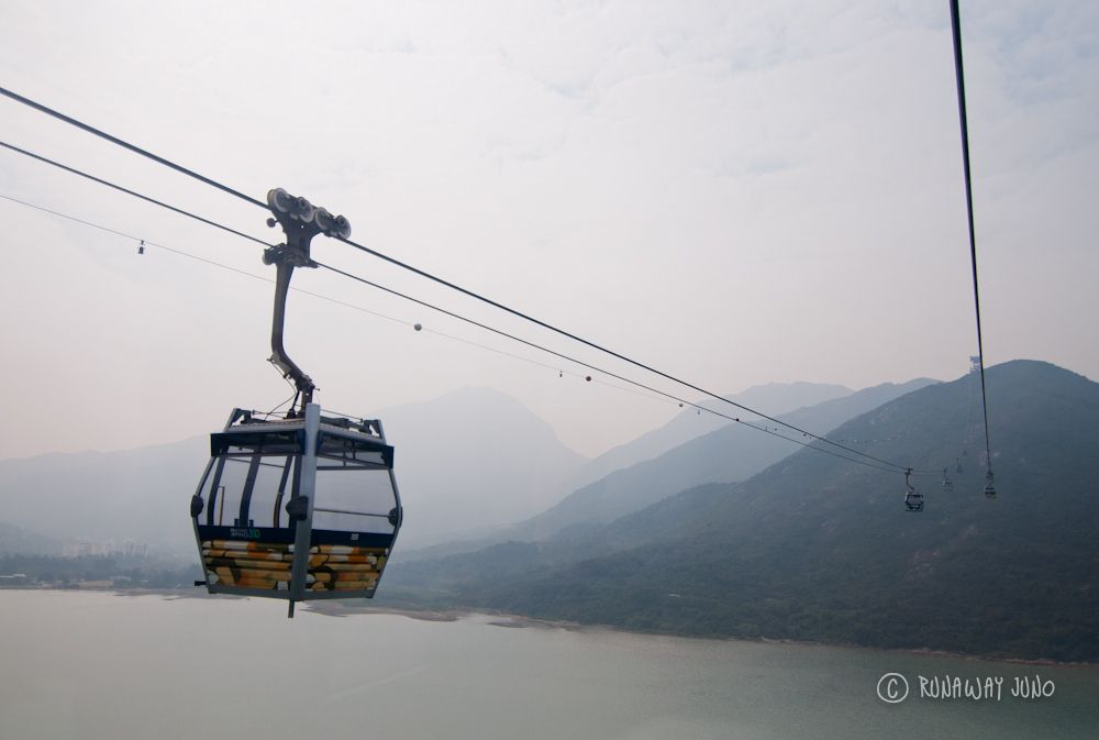 ngong ping cable car Hong Kong