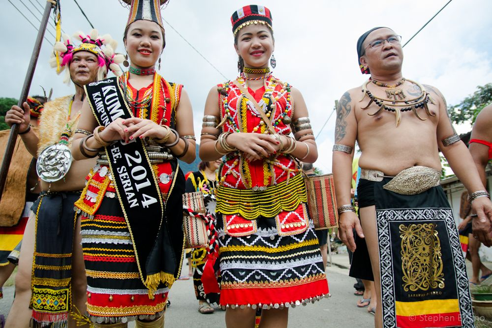 Gawai Dayak Harvest Festival