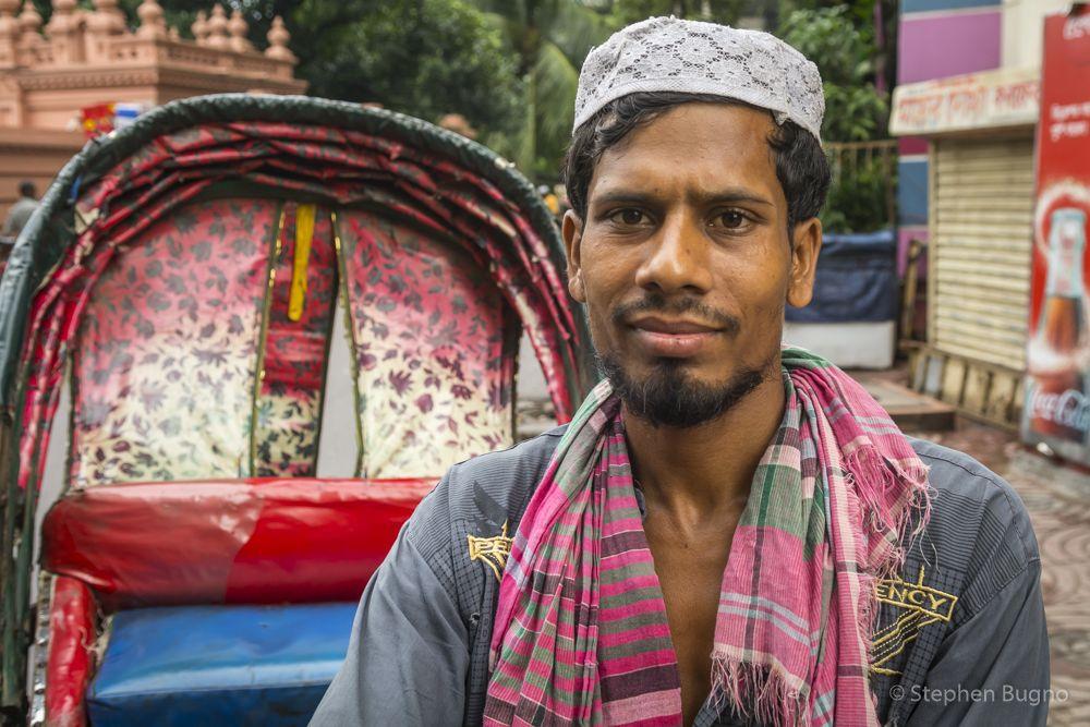 Dhaka Rickshaw-wala